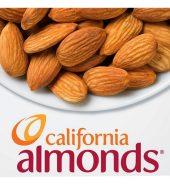 Californian Almonds, 200 g